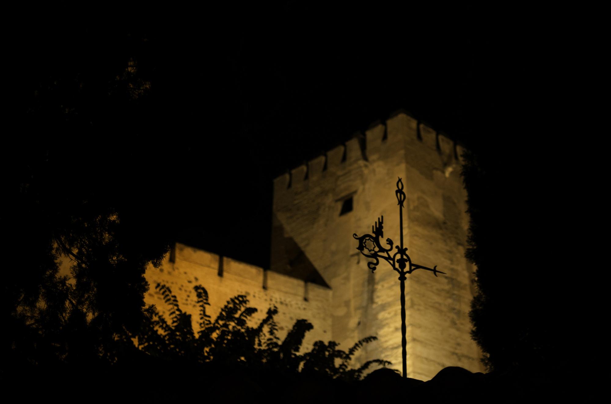 Extramuros de la Alhambra